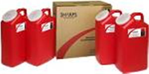 Sharps Mailback Collection And Disposal System - Ups (4) 3-Gallon B4 By Sharps C