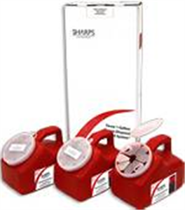 Sharps Mailback Collection And Disposal System - Usps (3) 1-Gallon B3 By Sharps