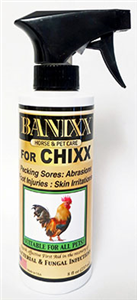 Banixx For Chixx 8 oz By Sherborne Corporation