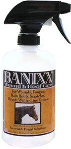 Banixx Wound & Hoof Spray 16 oz By Sherborne Corporation