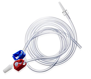 Equine Y Tubing Set High Flow Each By Spi