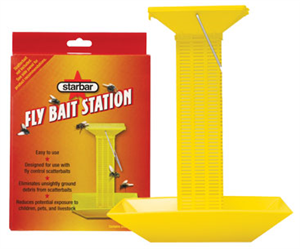 Fly Bait Station Each By Starbar