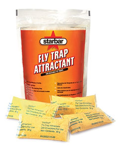 Fly Trap Attractant Powder P8 By Starbar