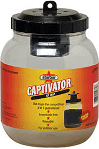 Fly Trap Captivator Each By Starbar