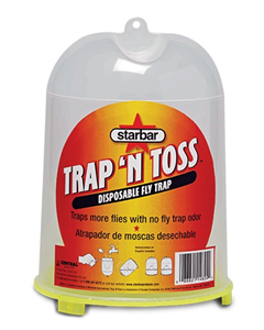 Fly Trap Trap N' Toss Each By Starbar