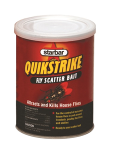 Quikstrike Fly Scatter Bait 5Lb By Starbar