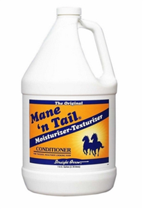 Mane & Tail Conditioner Gallon No Secondary Shipments Gal By Straight Arro