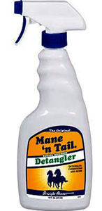 Mane & Tail Detangler 16 oz By Straight Arrow Products