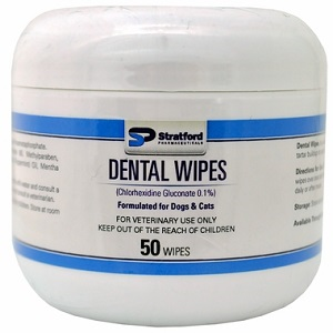 Chlorhex Dental Wipes On Orders Over $300.00 B50 By Stratford