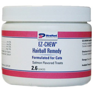 Ez-Chew Hairball Remedy For Cats Salmon Flavored Private Labeling (Sold Per