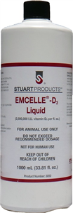Emcelle D3 Liquid 1000C By Stuart Products