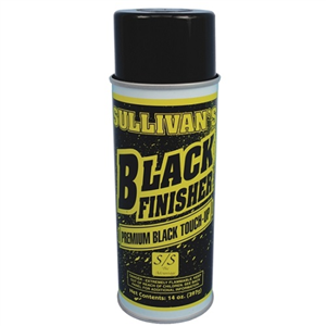 Black Finisher 14 oz 14 oz By Sullivan Supply