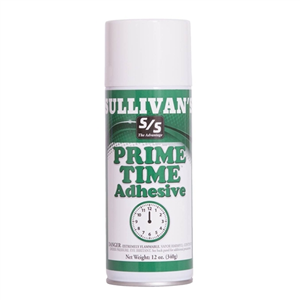 Prime Time Adhesive - Clear 13 oz By Sullivan Supply