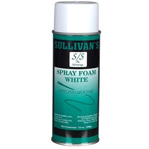 Styling Mousse Spray Foam Each By Sullivan Supply