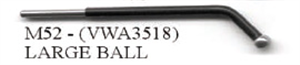 Dental Electrode Large Ball (M-52) Each By Summit Hill