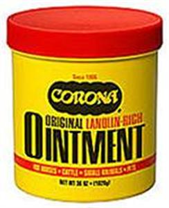 Corona Antiseptic Ointment - (Jar) By Manna Pro