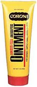 Corona Antiseptic Ointment (Tube) 7 oz By Manna Pro