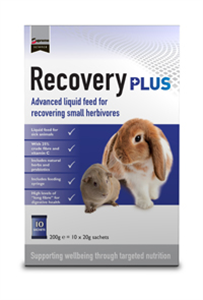 Recovery Plus Sachets 4 X20gm Cs4 By Supreme Petfoods
