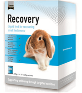 Recovery Sachets 4 X20gm Cs4 By Supreme Petfoods