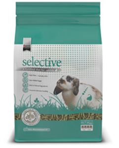 Science Selective Rabbit 4Lb 4Lb By Supreme Petfoods
