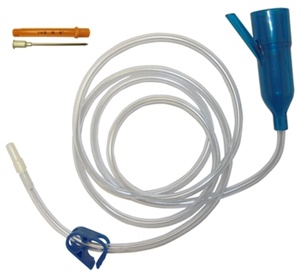 IV Intravenous Set Simplex (With Flow Regulator And Needle 14G X 2 Reusuable) E