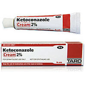 Ketoconazole Cream 2% Sold By The Tube -- Case Quantity = 48 15gm By Taro Ph