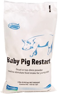 Baby Pig Restart One-4 2Lb By Tech Mix