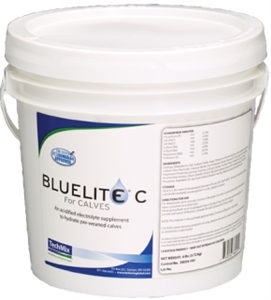 Bluelite C - Calves 25Lb By Tech Mix