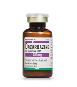 Dacarbazine Inj 200mg - Powder 20ml By Teva Pharmaceuticals