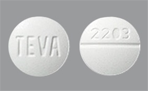 Metoclopramide Tabs 10mg - Scored Non-Returnable B500 By Teva Pharmaceuticals