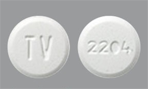 Metoclopramide Tabs 5mg B100 By Teva Pharmaceuticals