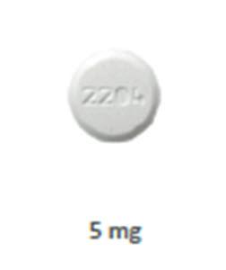 Metoclopramide Tabs 5mg B500 By Teva Pharmaceuticals