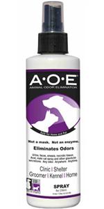 Animal Odor Eliminator Aoe 8 oz By Thornell