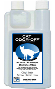 Cat Odor Off Concentrate 16 oz By Thornell