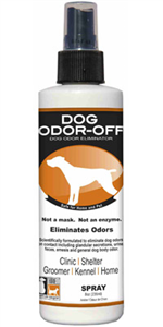 Dog Odor Off 8 oz By Thornell