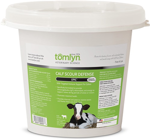 Epic Calf Scour 2.2Lbs Pail By Tomlyn Veterinary Science