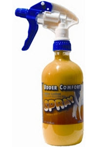Udder Comfort - Yellow Sprayable 17 oz By Udder Comfort Int