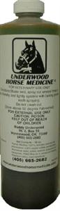 Underwood Horse Medicine 16 oz Each By Underwood Horse Medicine