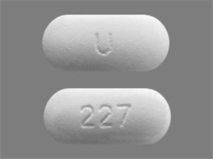 Metronidazole Tabs 500mg B100 By Unichem Pharmaceuticals
