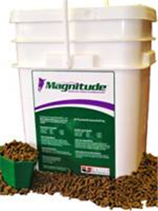 Magnitude (Nutritional Breeding Performance Supplement For Stallions) 20Lb By Un