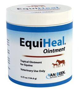 Equiheal Ointment 4.8 oz By Vanbeek Natural Science