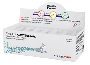 Ultra Otic Concentrate B20 By Vetbiotek