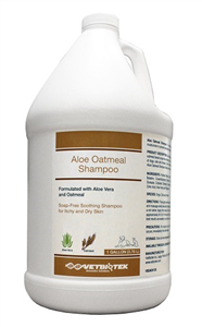 Aloe & Oatmeal Shampoo Private Labeling (Sold Per Case/2) On