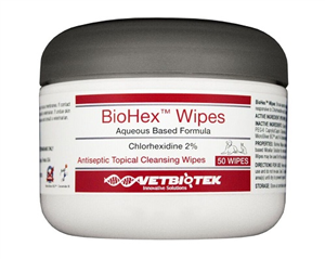 Biohex Wipes Private Labeling (Sold Per Case/6) imum O