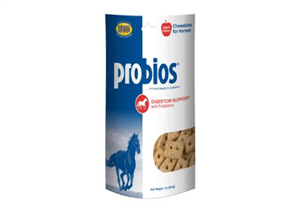 Probios Equine Treats Apple 16 oz Each By Vets Plus