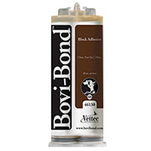 Bovi-Bond Block Adhesive 180cc By Vettec