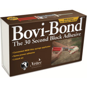 Bovi-Bond Block Adhesive 50cc 50cc By Vettec