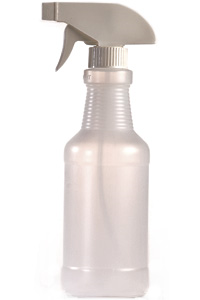 Bottle With Sprayer 16 oz By Viapac Packaging & Supply
