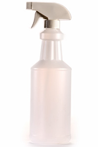 Bottle With Sprayer 32 oz By Viapac Packaging & Supply