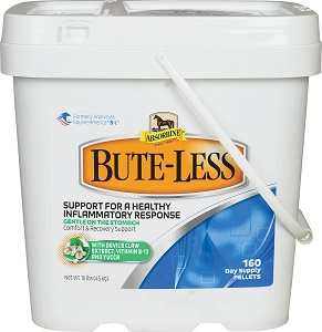 Absorbine Bute-Less Pellets - (160 Day Supply) 10Lb By W.F. Young